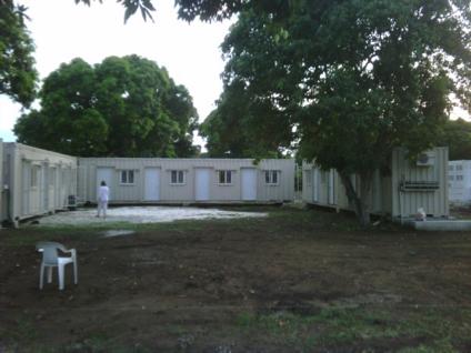CONSTRUCCIÓN DE CAMPAMENTOS